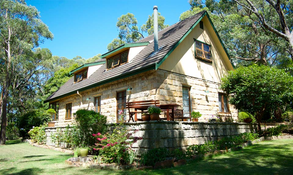 Rose Lindsay Cottage Blue Mountains